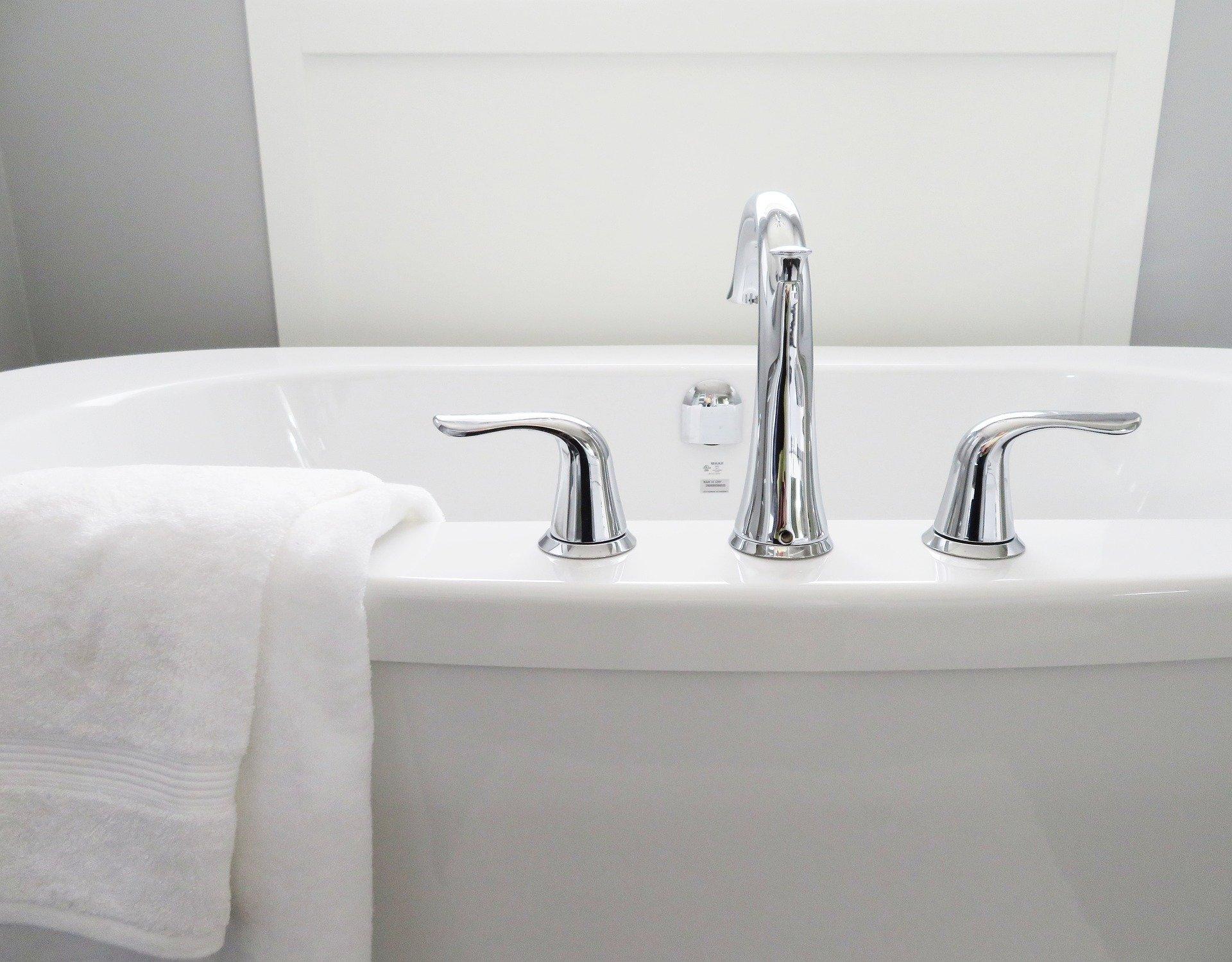 robinetterie baignoire