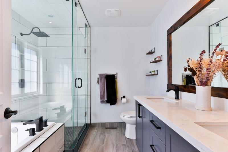 Rénovation et création de salle de bain à Aix en Provence dans les Bouches-du-Rhône (13)