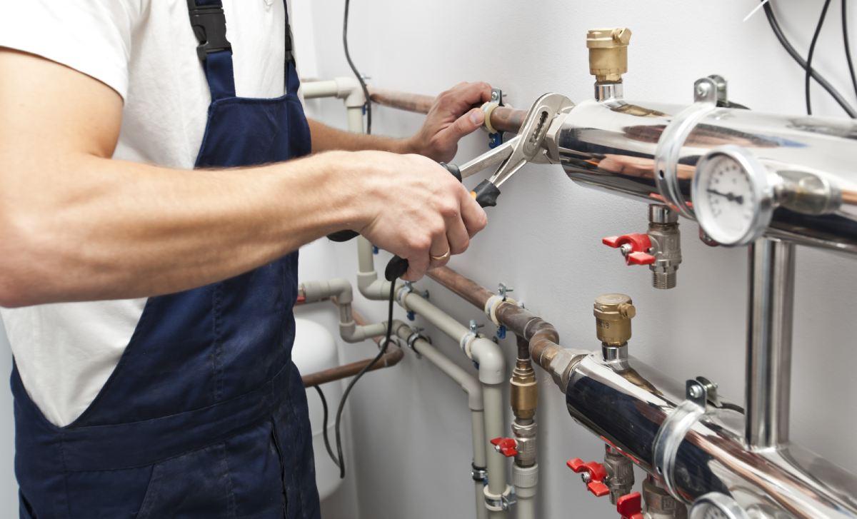 Installation d'une pompe à chaleur à Puyricard